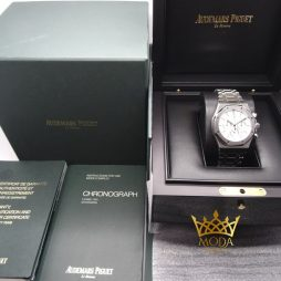 Audemars Piguet Royal Oak Chronograph 26320ST kutu