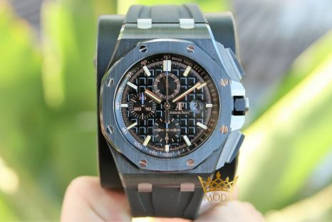 Audemars Piguet 26405CE Black Royal Oak Offshore Ceramic