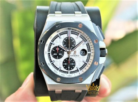 Audemars Piguet Royal Oak Offshore Ceramic 26400SO Beyaz Kadran