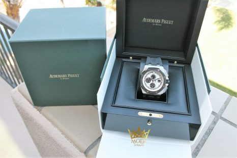 Audemars Piguet Royal Oak Offshore Ceramic 26400SO kutu