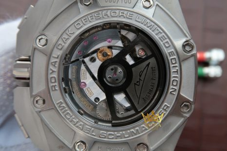 Audemars Piguet Royal Oak Offshore Michael Schumacher replika