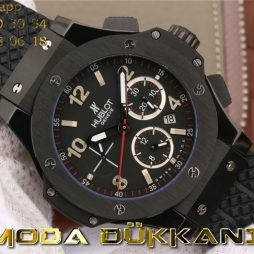 hublot swiss eta black