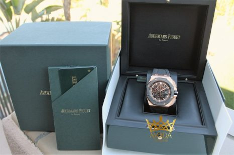 Audemars Piguet Royal Oak Offshore orjinal kutu