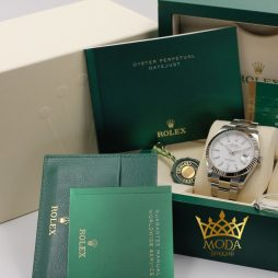 rolex datejust 126334 box kutu