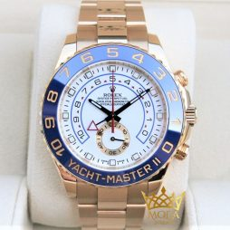 Rolex Eta Saat Yatch Master 2 Gold 116688 Chronograph 44 MM JF