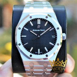 Audemars Piguet Royal Oak 15500ST Black Dial Eta Saat 2020