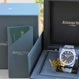 Audemars Piguet Royal Oak 15500ST Black orjinal kutu