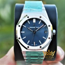 Audemars Piguet Royal Oak 15500ST Blue Dial Eta Saat 2020