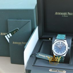 Audemars Piguet Royal Oak 15500ST Blue orjinal kutulu