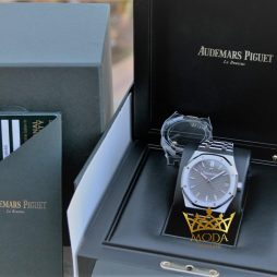 Audemars Piguet Royal Oak 15500ST Gray orijnal kutulu